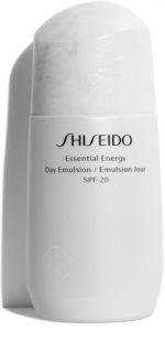 Shiseido Essential Energy Day Emulsion emulsie hidratanta SPF 20