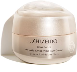 Shiseido Benefiance Wrinkle Smoothing Eye Cream Augencreme gegen Falten