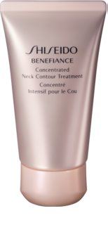 Shiseido Benefiance Concentrated Neck Contour Treatment protivráskový a regenerační krém na krk a dekolt