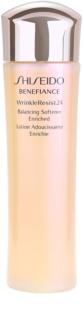 Shiseido Benefiance WrinkleResist24 tónico hidratante antiarrugas
