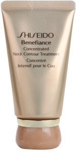 Shiseido Benefiance Concentrated Neck Contour Treatment Anti-Rimpel en Regenererende Crème  voor Hals en Decolleté