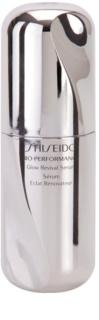Shiseido Bio-Performance aufhellendes Serum mit Antifalten-Effekt