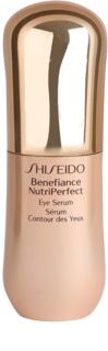 Shiseido Benefiance NutriPerfect Augenserum gegen Falten, Schwellungen und Augenringe