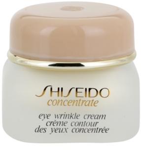 Shiseido Concentrate крем проти зморшок для шкіри навколо очей