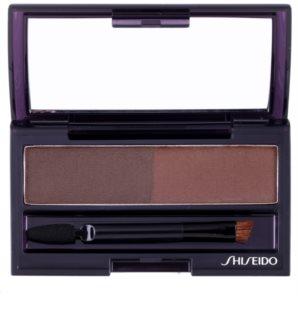 Shiseido Eyes Eyebrow Styling Palette zum schminken der Augenbrauen