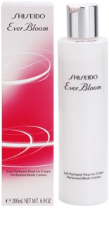 Shiseido Ever Bloom Körperlotion für Damen 200 ml