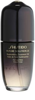 Shiseido Future Solution LX pflegendes Öl für Körper und Gesicht