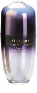 Shiseido Future Solution LX élénkítő szérum egységesíti a bőrszín tónusait