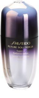 Shiseido Future Solution LX aufhellendes Serum zum vereinheitlichen der Hauttöne