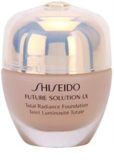 Shiseido Future Solution LX Verhelderende Foundation SPF 15