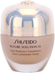 Shiseido Future Solution LX élénkítő make-up SPF15