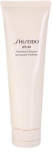 Shiseido Ibuki освіжаюча очищаюча пінка з мікрогранулами