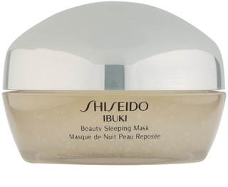 Shiseido Ibuki Sleeping Mask To Beautify The Skin