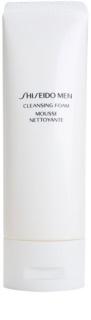 Shiseido Men Cleanse delikatna pianka oczyszczająca do wszystkich rodzajów skóry