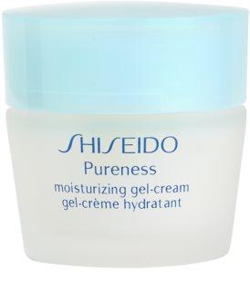 Shiseido Pureness hidratáló géles krém normál és kombinált bőrre
