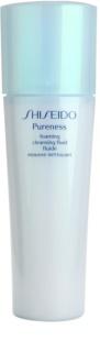 Shiseido Pureness ніжна піниста емульсія для досконалого очищення шкіри