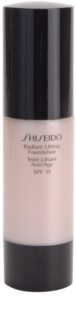 Shiseido Base Radiant Lifting rozjasňujúci liftingový make-up SPF 15
