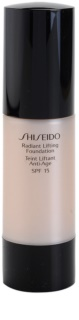 Shiseido Base Radiant Lifting Lifting-Make-up für strahlende Haut LSF 15