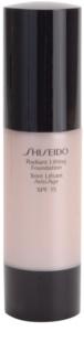 Shiseido Base Radiant Lifting posvetlitveni lifting tekoči puder SPF 15