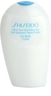 Shiseido Sun After Sun hűsítő napozás utáni gél testre