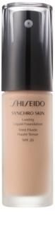 Shiseido Synchro Skin langanhaltendes Make-up SPF 20