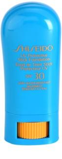 Shiseido Sun Foundation Waterproof Protective Foundation Stick SPF 30