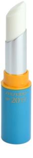 Shiseido Sun Protection zaščitni balzam za ustnice SPF 20