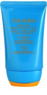Shiseido Sun Protection Sonnencreme fürs Gesicht SPF 30