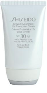 Shiseido Sun Protection UV Protection Cream for Face and Body SPF 30