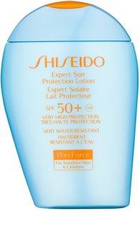 Shiseido Sun Protection vizálló napozó krém SPF 50+