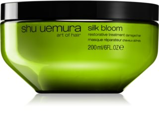 Shu Uemura Silk Bloom Regenerating and Renewing Mask For Damaged Hair