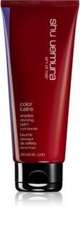 Shu Uemura Color Lustre balzám pro zvýraznění barvy vlasů