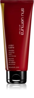 Shu Uemura Color Lustre оживляюча маска для освітленого волосся