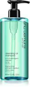 Shu Uemura Cleansing Oil Shampoo shampoo per capelli grassi