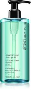 Shu Uemura Cleansing Oil Shampoo šampon za mastne lase