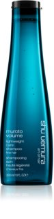 Shu Uemura Muroto Volume šampon za volumen tanke kose