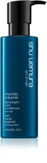 Shu Uemura Muroto Volume après-shampoing volumisant pour cheveux  fins