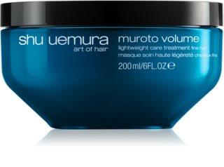 Shu Uemura Muroto Volume maska pro objem vlasů