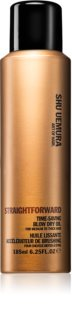 Shu Uemura Straightforward Hair Oil in Spray For Faster Blown