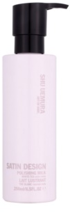 Shu Uemura Satin Design Smoothing And Nourishing Thermal Protective Milk