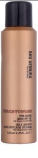 Shu Uemura Straightforward Öl-Spray für Haare für ein schnelleres Föhn-Styling