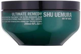 Shu Uemura Ultimate Remedy máscara para cabelo muito danificado