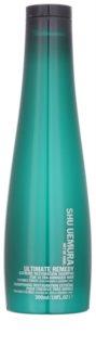 Shu Uemura Ultimate Remedy revitalizační šampon pro velmi poškozené vlasy