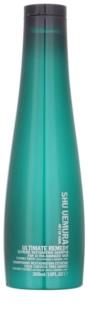 Shu Uemura Ultimate Remedy champô revitalizante para cabelo muito danificado