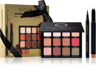 Sigma Beauty Georgeous Gaze Trio darilni set za ženske