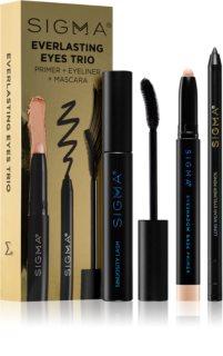 Sigma Beauty Everlasting Eyes Trio kozmetični set za ženske