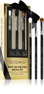 Sigma Beauty Easy on the Eyes σετ με πινέλα