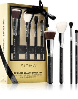 Sigma Beauty Timeless Beauty Brush Set set kistova
