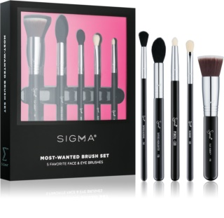 Sigma Beauty Brush Value Penselen Set