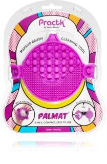 Sigma Beauty PALMAT® podloga za čišćenje kistova